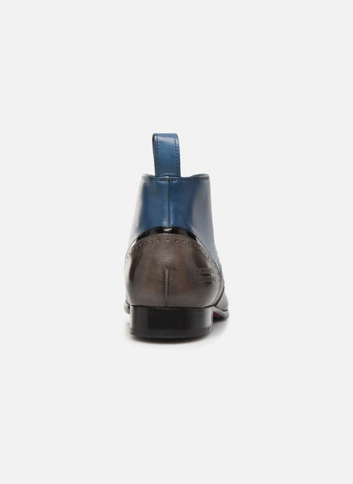 Lace-up shoes Melvin & Hamilton Sally 30 Blue view from the right