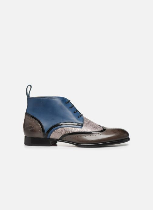 Lace-up shoes Melvin & Hamilton Sally 30 Blue back view