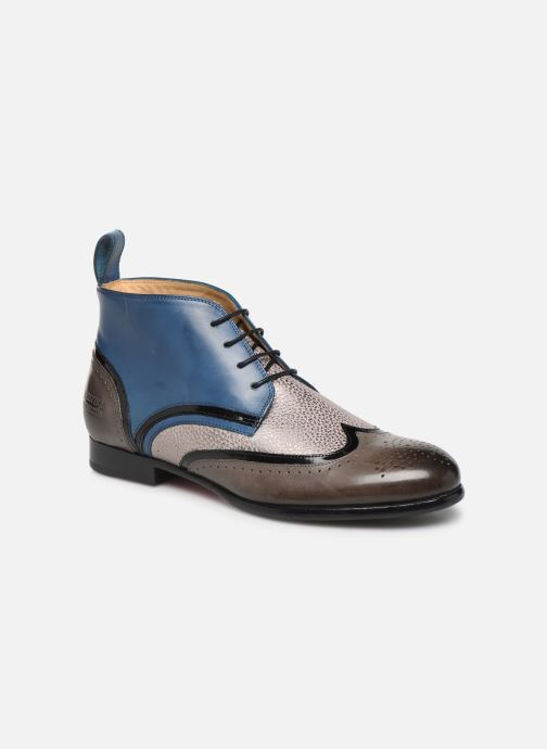 Lace-up shoes Melvin & Hamilton Sally 30 Blue detailed view/ Pair view