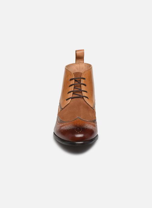 Chaussures à lacets Melvin & Hamilton Sally 30 Marron vue portées chaussures