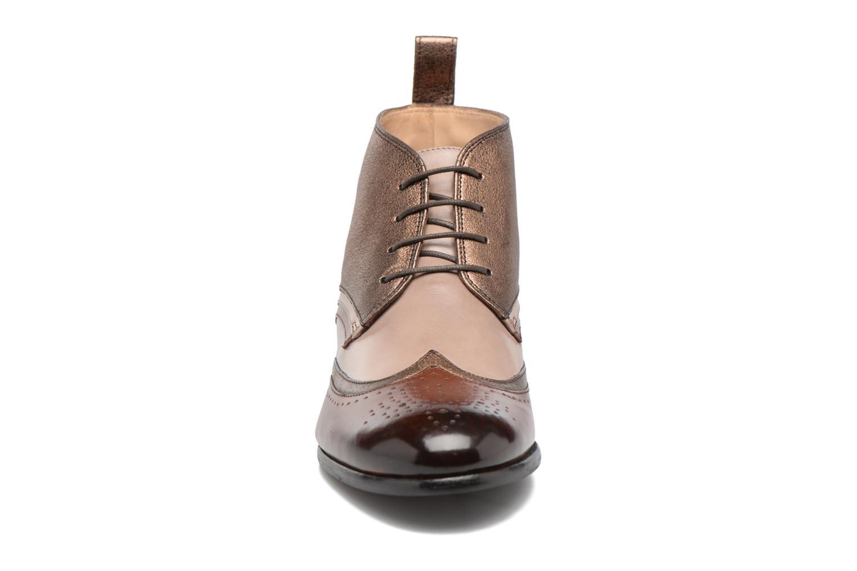 Chaussures à lacets Melvin & Hamilton Sally 30 Or et bronze vue portées chaussures