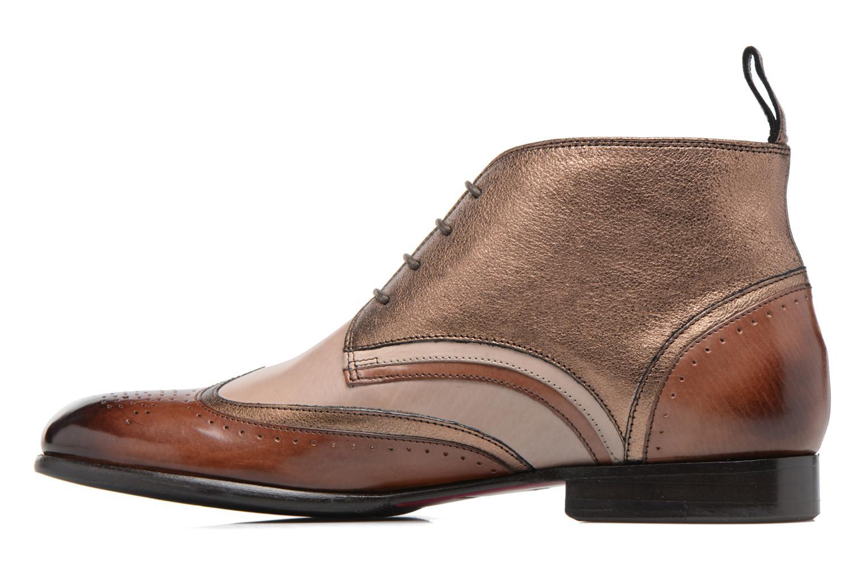 Chaussures à lacets Melvin & Hamilton Sally 30 Or et bronze vue face