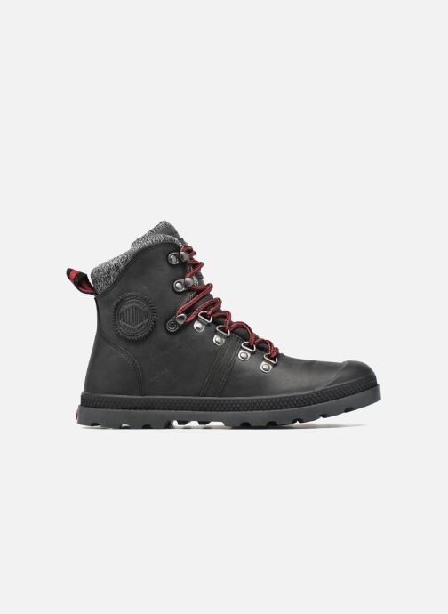 Boots en enkellaarsjes Palladium Pallab Hk LP F Zwart achterkant