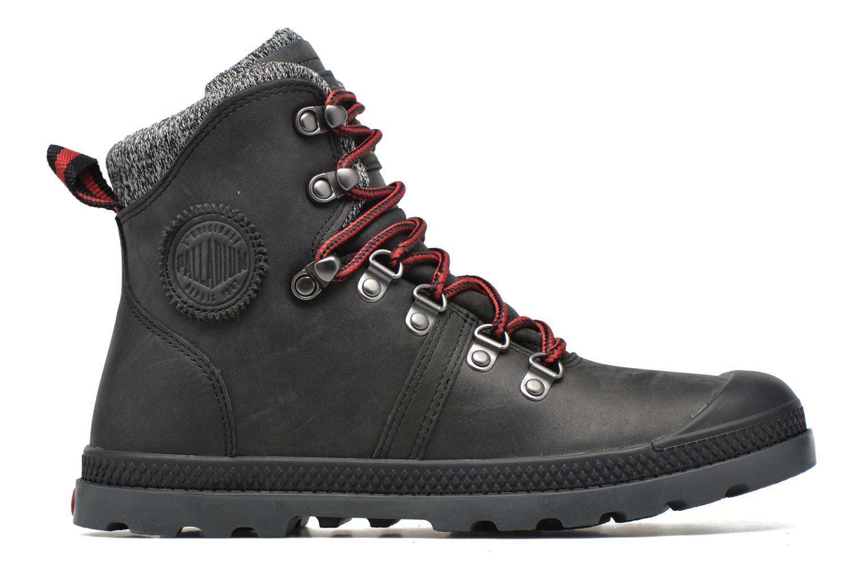 Ankle boots Palladium Pallab Hk LP F Black back view