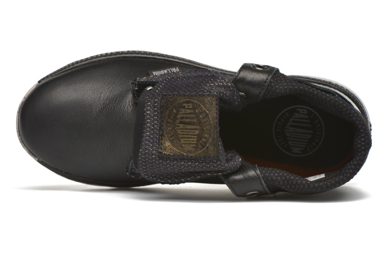Sneaker Palladium Plvil Bgy LRX F schwarz ansicht von links