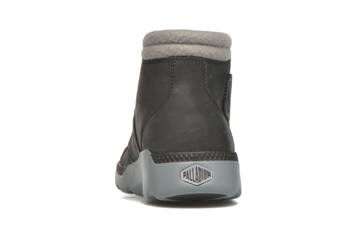 Ankle boots Palladium Palavil D Cuf F Black view from the right