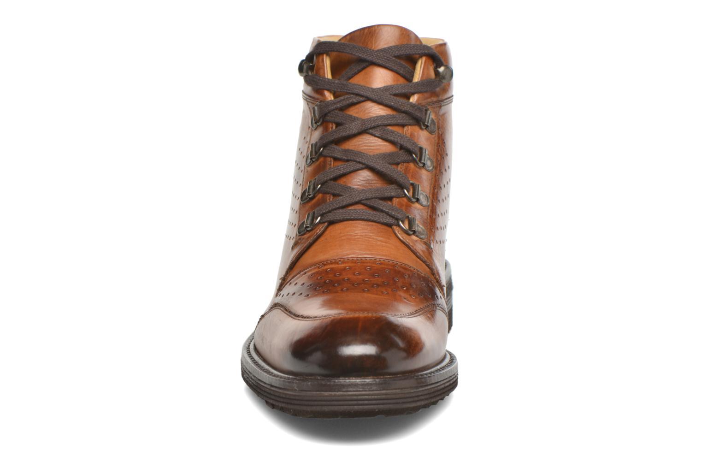 Bottines et boots Melvin & Hamilton Trevor 5 Marron vue portées chaussures