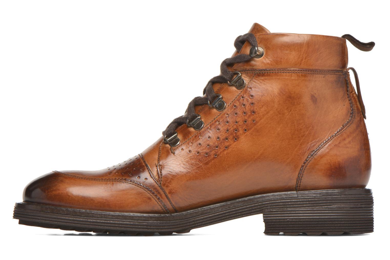 Bottines et boots Melvin & Hamilton Trevor 5 Marron vue face