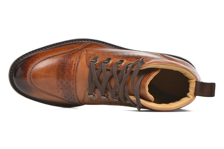 Bottines et boots Melvin & Hamilton Trevor 5 Marron vue gauche