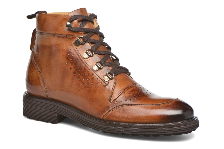 Bottines et boots Melvin & Hamilton Trevor 5 Marron vue détail/paire