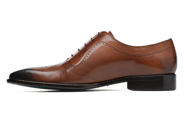 Chaussures à lacets Melvin & Hamilton Clark 13 Marron vue face