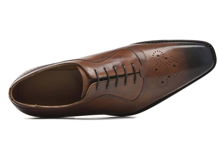 Chaussures à lacets Melvin & Hamilton Clark 13 Marron vue gauche