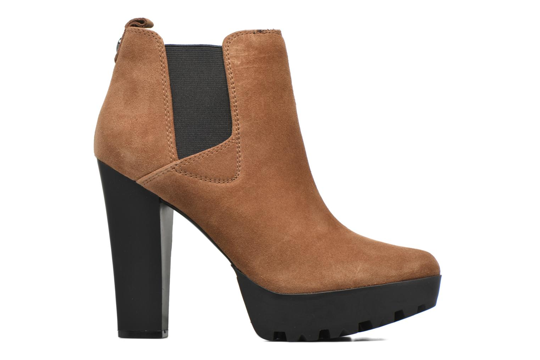 Stiefeletten & Boots Guess Marelle braun ansicht von hinten
