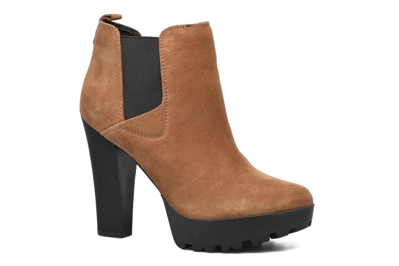 Stiefeletten & Boots Guess Marelle braun detaillierte ansicht/modell