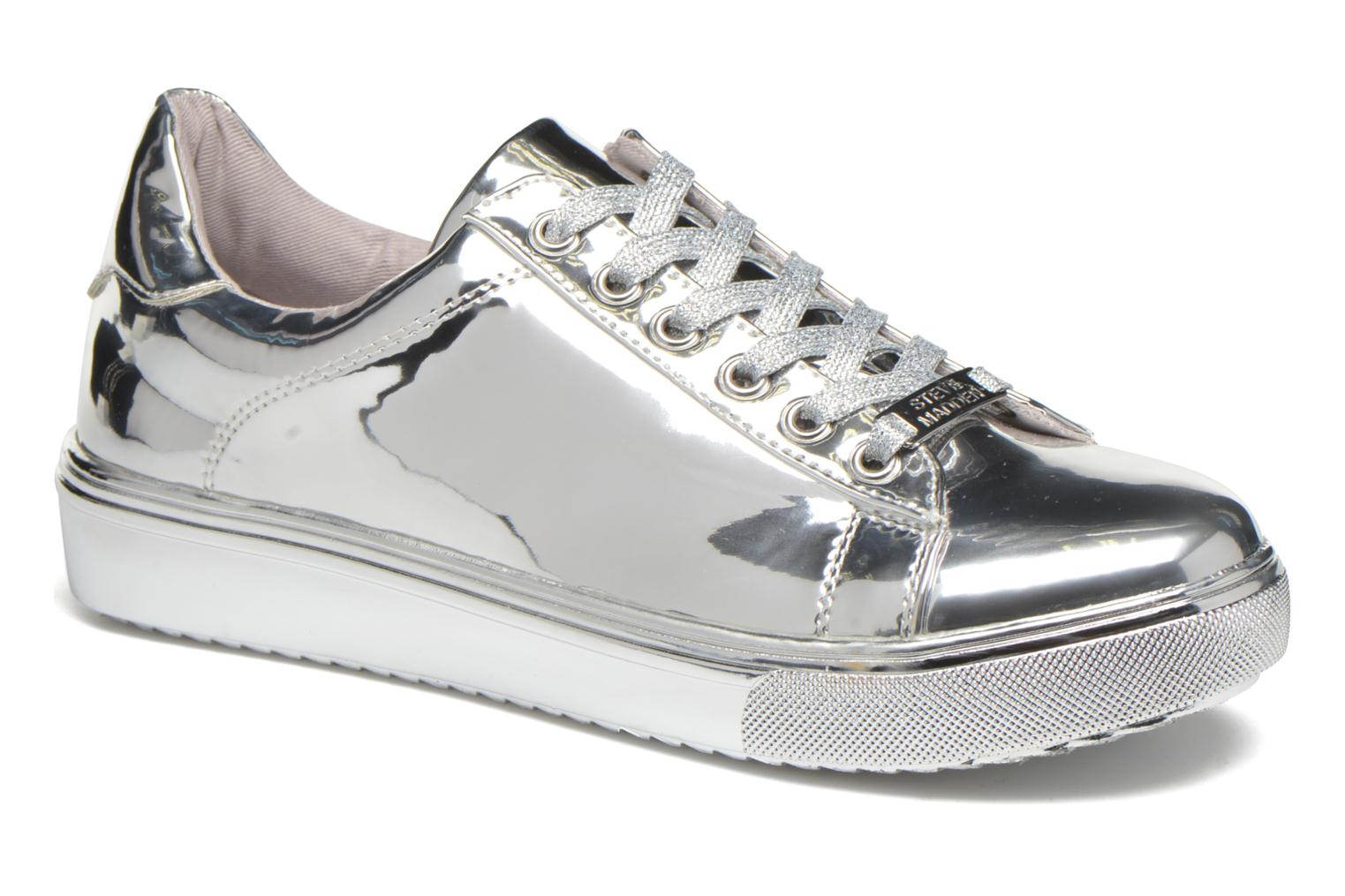 Sneakers Steve Madden Tinman Zilver detail