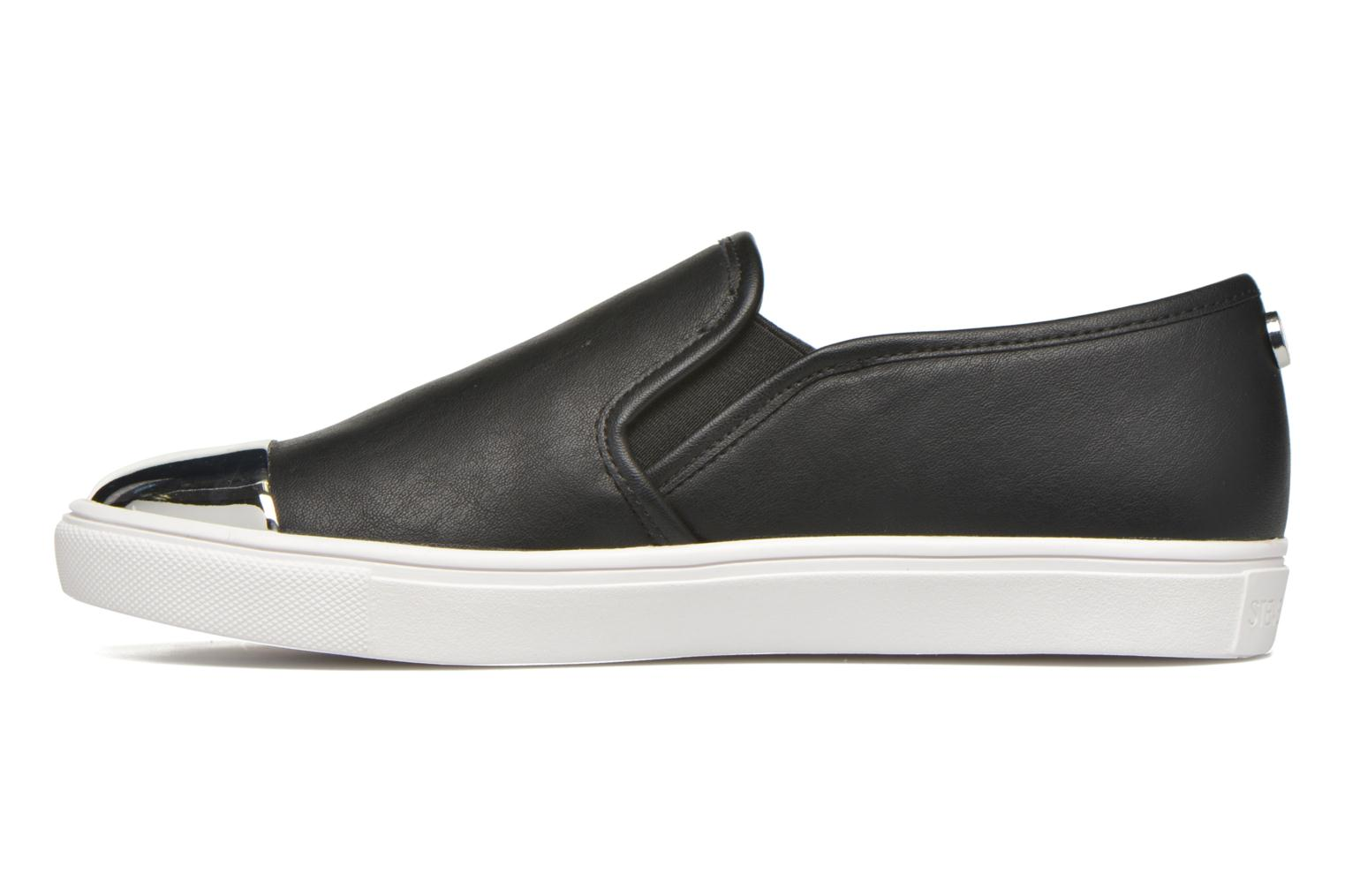 Trainers Steve Madden Eleete Black front view