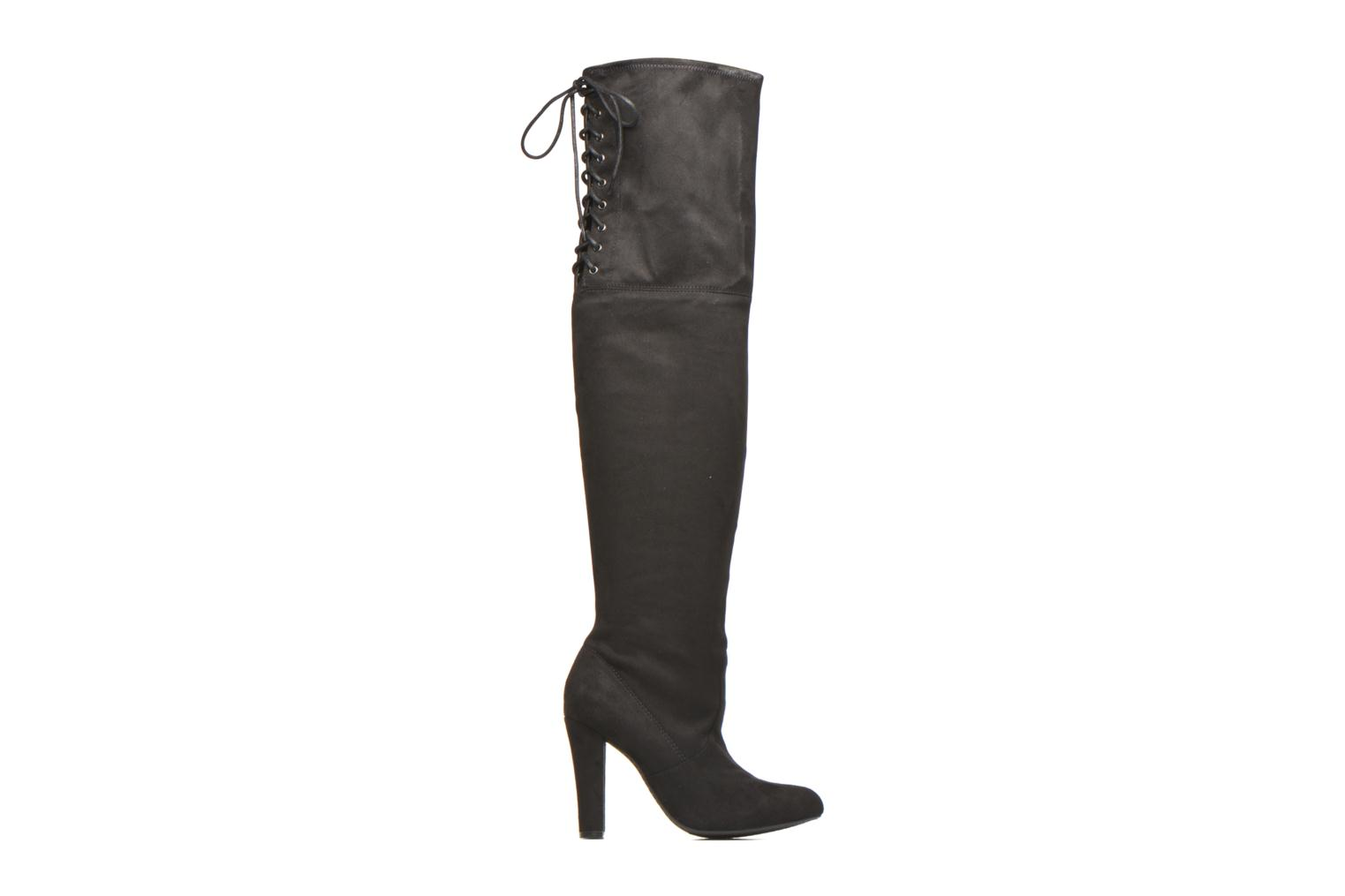 Boots & wellies Steve Madden Glameer Black back view