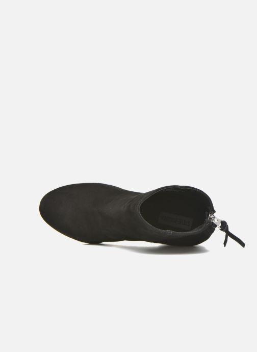 Boots en enkellaarsjes Steve Madden Sinthia Zwart links
