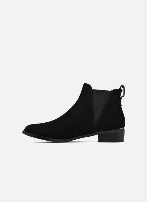 Bottines et boots Steve Madden Nickell Noir vue face
