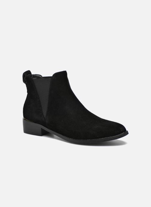 Bottines et boots Steve Madden Nickell Noir vue détail/paire