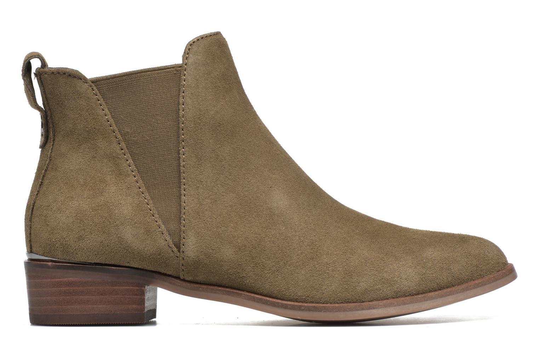 Bottines et boots Steve Madden Nickell Vert vue derrière