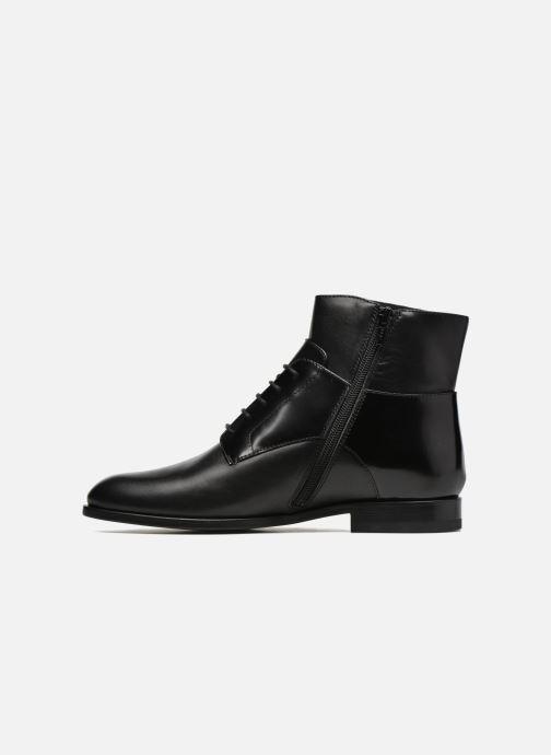Bottines et boots Versus Cross Noir vue face