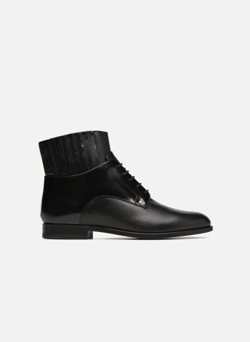 Bottines et boots Versus Cross Noir vue derrière