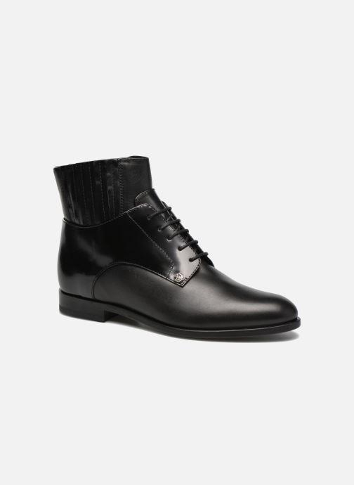 Bottines et boots Versus Cross Noir vue détail/paire