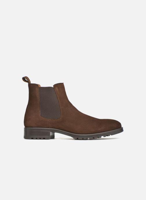 Stiefeletten & Boots Marvin&Co Ahsford braun ansicht von hinten
