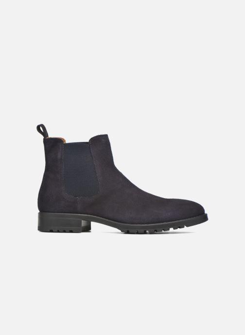 Bottines et boots Marvin&Co Ahsford Bleu vue derrière