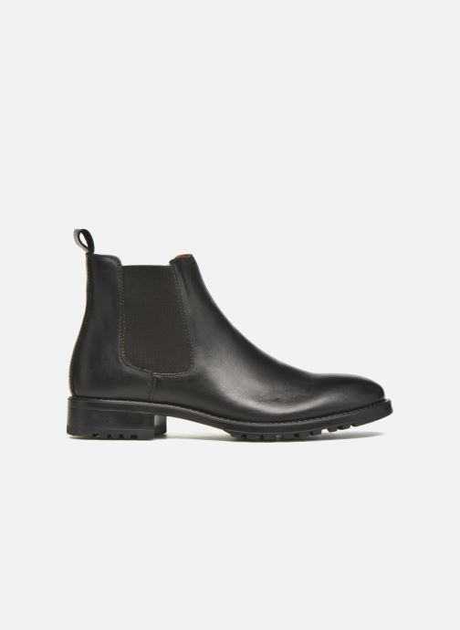 Ankle boots Marvin&co Ahsford Black back view