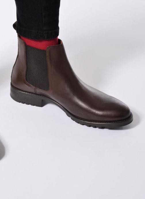 Boots en enkellaarsjes Marvin&Co Ahsford Bruin onder