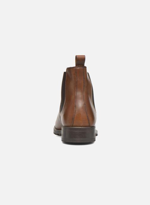 Stiefeletten & Boots Marvin&Co Ahsford braun ansicht von rechts