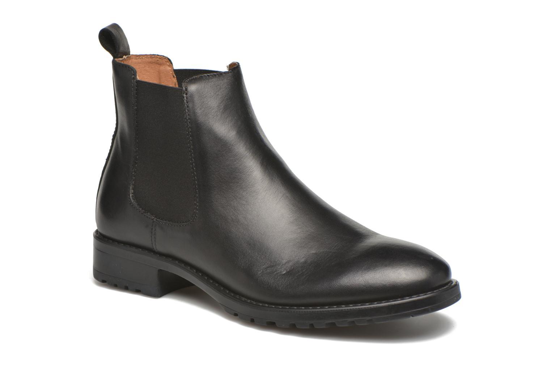 En 274963 zwart Ahsford Sarenza Chez amp;co Boots Marvin Enkellaarsjes EAIHx8gqWw
