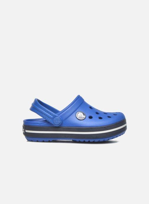 Sandales et nu-pieds Crocs Crocsband Kids Bleu vue derrière