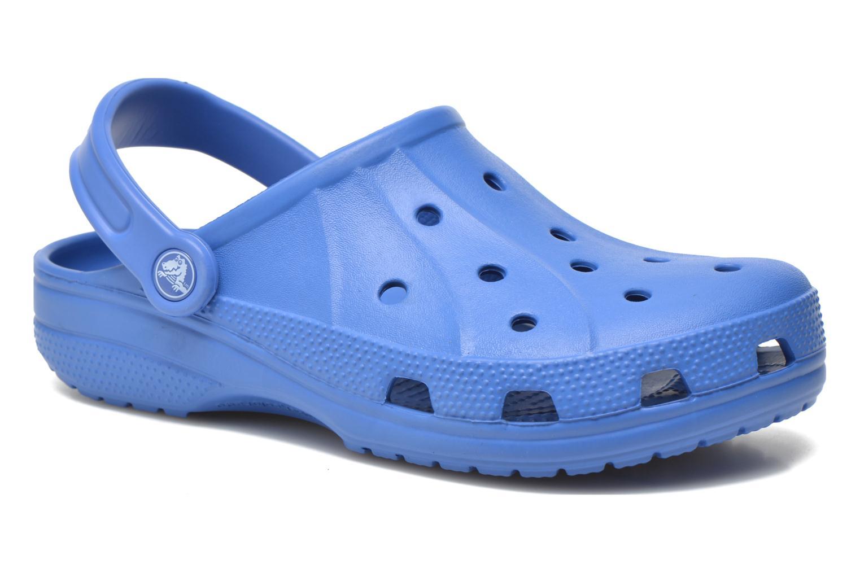 Zuecos Crocs Ralen Clog w Azul vista de detalle / par
