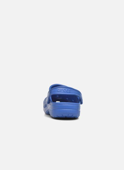 Sandales et nu-pieds Crocs Ralen Clog m Bleu vue droite