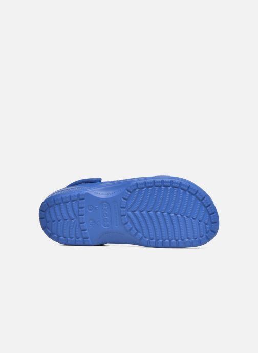 Sandales et nu-pieds Crocs Ralen Clog m Bleu vue haut