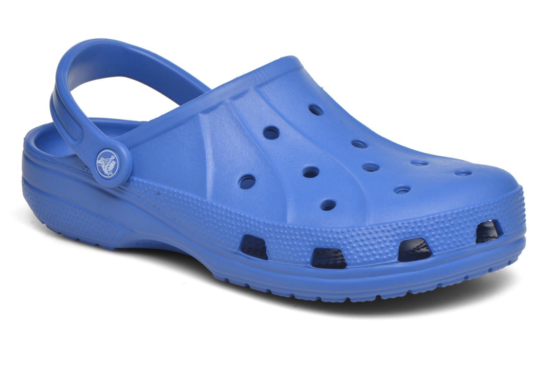 Sandales et nu-pieds Crocs Ralen Clog m Bleu vue détail/paire