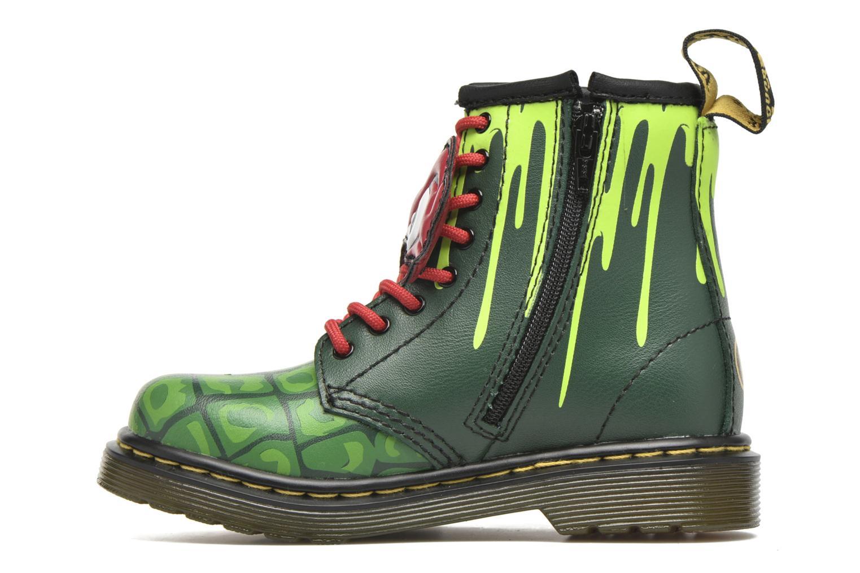 Bottines et boots Dr. Martens Raph Vert vue face