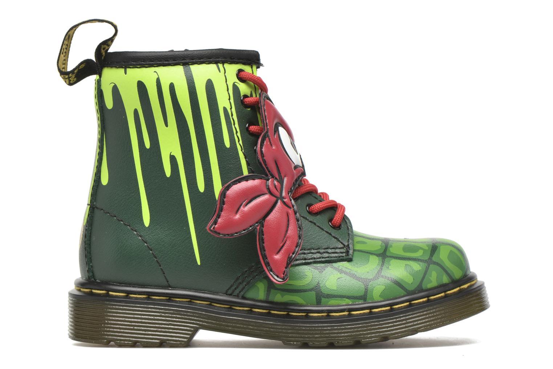 Bottines et boots Dr. Martens Raph Vert vue derrière