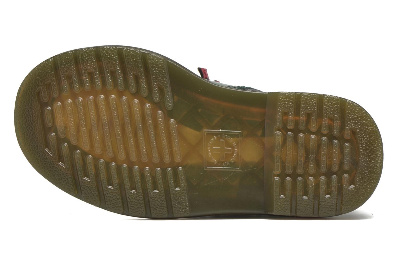 Bottines et boots Dr. Martens Raph Vert vue haut
