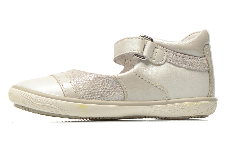 Sandals Noël Mini Alizé Beige front view