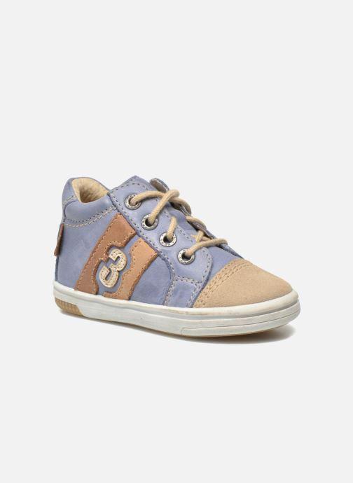 Sneakers Noël Mini Marmo Azzurro vedi dettaglio/paio
