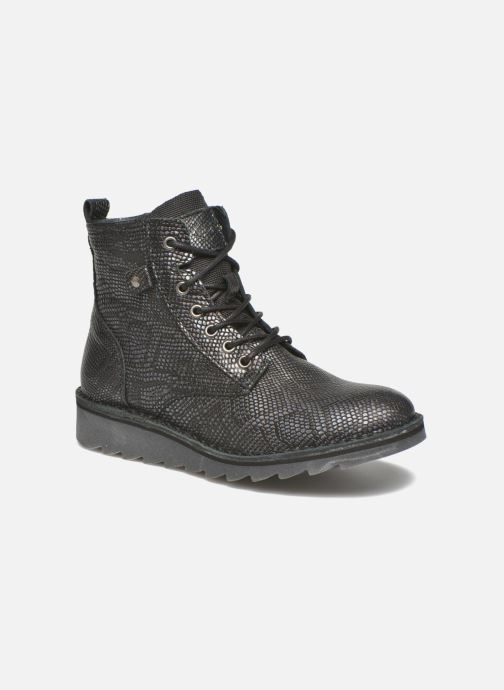 Boots en enkellaarsjes P-L-D-M By Palladium Sana URS Zwart detail