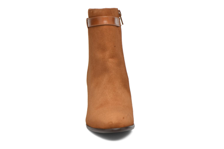 Boots en enkellaarsjes Georgia Rose Tarik Bruin model