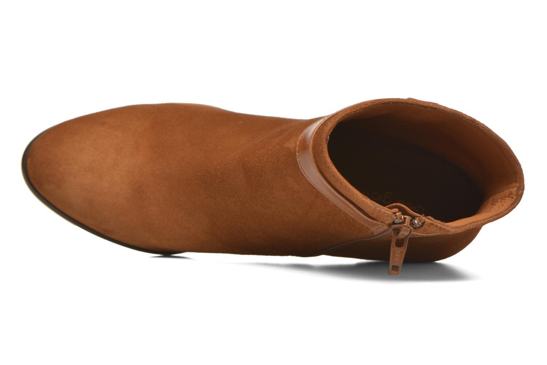 Boots en enkellaarsjes Georgia Rose Tarik Bruin links