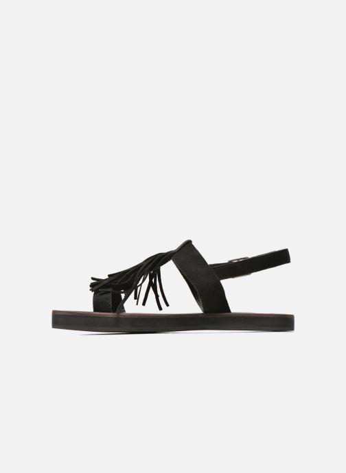 Sandales et nu-pieds Elizabeth Stuart Perrys 606 Noir vue face