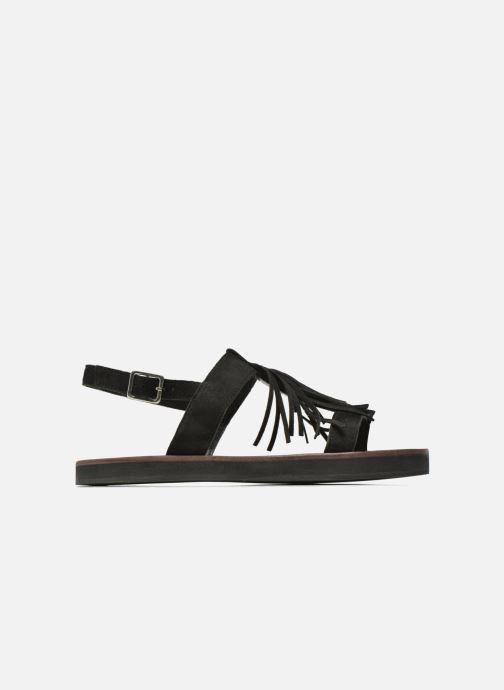 Sandales et nu-pieds Elizabeth Stuart Perrys 606 Noir vue derrière