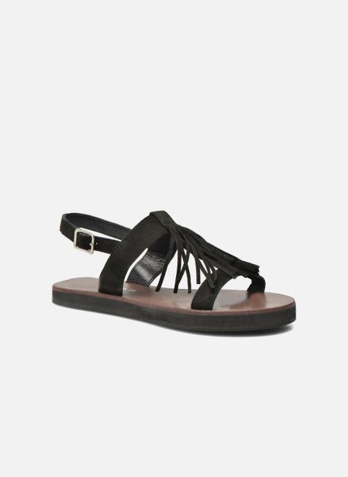 Sandales et nu-pieds Elizabeth Stuart Perrys 606 Noir vue détail/paire